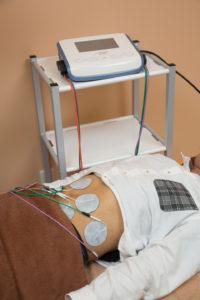EMSで腰痛改善
